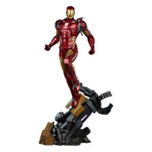 Marvel's Avengers Statue 1/3 Iron Man 90 cm Pop Culture Shock UK marvel figures UK iron man figures UK avengers statues UK Animetal