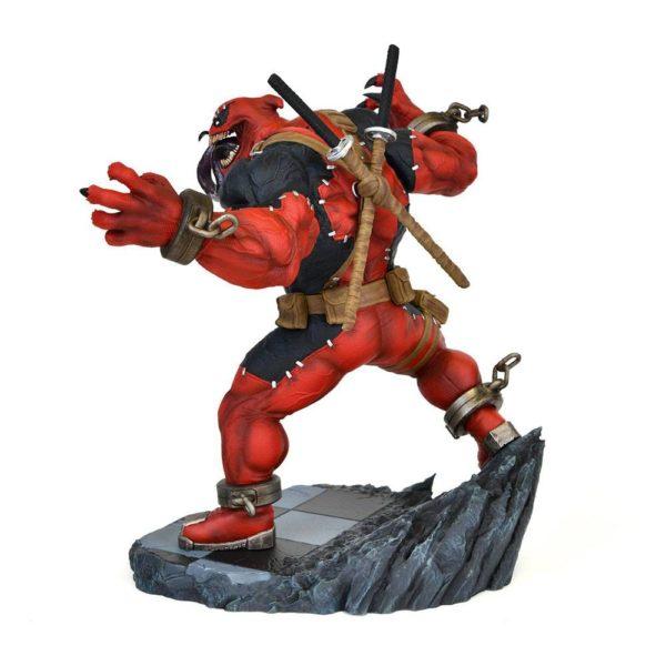 Marvel Contest Of Champions Video Game PVC Statue 1/10 Venompool 23 cm Pop Culture Shock UK marvel venompool statue UK marvel figures UK Animetal