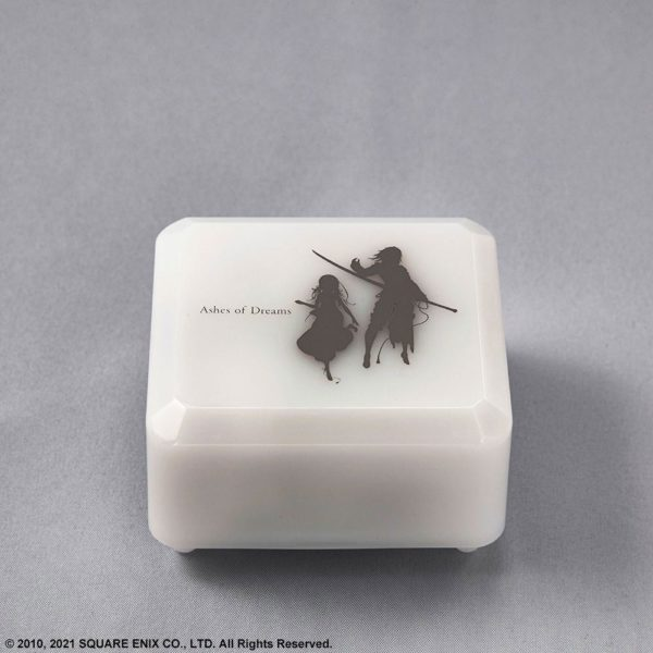 NieR Replicant ver.1.22474487139 Music Box Ashes of Dreams Square-Enix UK nier replicant merchandise UK nier automata figures UK nier replicant figures UK Animetal