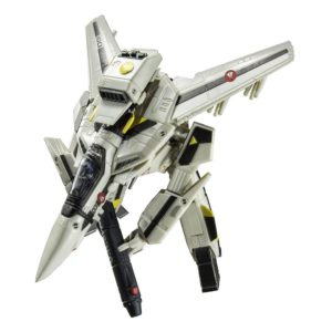 Macross Retro Transformable Collection Action Figure 1/100 VF-1J Focker Valkyrie 13 cm Toynami UK macross action figures UK macross figures UK Animetal