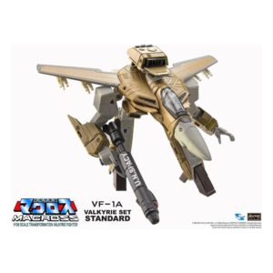 Macross Retro Transformable Collection Action Figure 1/100 VF-1A Valkyrie 13 cm Toynami UK macross figures UK macross action figures UK Animetal