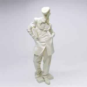 JoJo's Bizarre Adventure Figure Josuke Higashikata Figure Gallery Unpainted Ver. Banpresto UK Jojo josuke figures UK jojo josuke figure unpainted UK Animetal