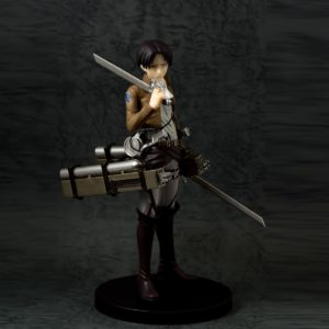 Attack on Titan Levi Premium Statue 17 cm SEGA UK Attack On titan levi figure UK attack on titan figures UK attack on titan levi sega figure UK Animetal