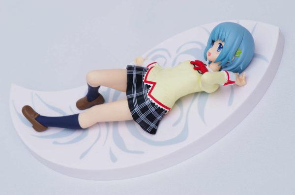 Madoka Magica Miki Sayaka SQ Figure Relax Time Ver. Banpresto SQ UK Madoka Magica Miki Sayaka Figure relax time eyes open Banpresto UK Animetal