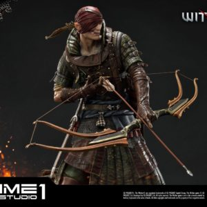 The Witcher 2: Assassins of Kings Statue Iorveth 50 cm Prime 1 Studio UK witcher statues UK witcher iorveth statue prime 1 studio UK Animetal