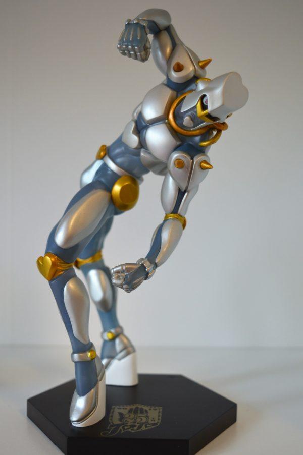 JoJo's Bizarre Adventure Statue Crazy Diamond Ichiban Kuji Anniversary 2 Ver. Banpresto UK jojo Crazy Diamond figure ichiban kuji prize C UK Animetal
