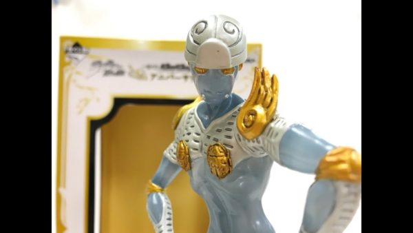 JoJo's Bizarre Adventure Statue Gold Experience Ichiban Kuji Anniversary 2 Ver. Banpresto UK jojo Gold Experience figure ichiban kuji prize D UK Animetal