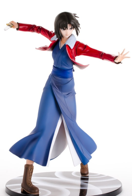 Kara no Kyoukai Statue Ryougi Shiki Ichiban Kuji Prize A UK Garden of Sinners Ryougi Shiki figure ichiabn kuji prize A UK kara no kyoukai figures UK Animetal
