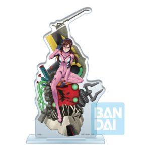Evangelion: 3.0 + 1.0 Ichibansho Acrylic Figure Mari Makinami Illustrious (Operation Started!) 21 cm Bandai UK evangelion makinami mari acrylic stand UK Animetal