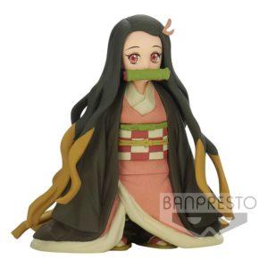 Demon Slayer Kimetsu no Yaiba PVC Statue Nezuko Kamado 10 cm Banpresto UK demon slayer nezuko kamado figure banpresto UK demon slayer figures UK Animetal