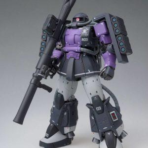 Mobile Suit Gundam The Origin GFFMC Action Figure MS-06R-1 A Zaku II High Mobility Type 18 cm Bandai Tamashii Nations UK gundam action figures UK Animetal