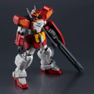 Mobile Suit Gundam Wing Gundam Universe Action Figure XXXG-01H Gundam Heavyarms 15 cm Bandai Tamashii Nations UK gundam bandai action figure UK Animetal