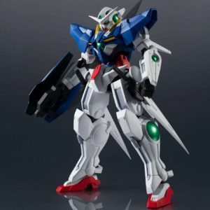 Mobile Suit Gundam 00 Gundam Universe Action Figure GN-001 Gundam Exia 15 cm Bandai Tamashii Nations UK gundam action figures Bandai UK Animetal