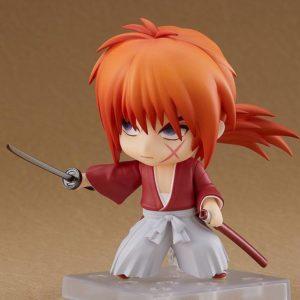 Rurouni Kenshin Nendoroid Action Figure Kenshin Himura 10 cm Good Smile Company UK Rurouni Kenshin Nendoroid UK Rurouni Kenshin Himura Nendoroid UK Animetal