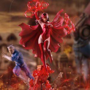 Marvel Comics BDS Art Scale Statue 1/10 Scarlet Witch 35 cm Iron Studios UK marvel figures UK marvel scarlet witch statue iron studios UK Animetal