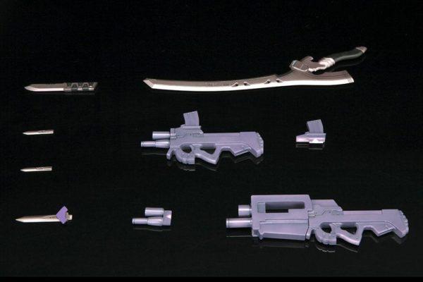 Muv-Luv Alternative Plastic Model Kit Takemikaduchi Type-00R Ver. 1.5 18 cm Kotobukiya UK muv-luv model kits kotobukiya UK Animetal