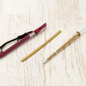 Heavy Weapon Unit MSG Plastic Model Kit Accesoory Set Unit46 Bamboo Sword & Wooden Sword 12 cm Kotobukiya UK model kits UK Animetal