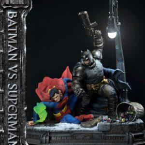 DC Comics Statue Batman Vs. Superman (The Dark Knight Returns) Deluxe Bonus Ver. 110 cm Prime 1 Studio UK dc comics statues prime 1 studio UK Animetal