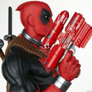 Marvel Contest of Champions Statue 1/3 Deadpool 96 cm Pop Culture Shock UK marvel figures UK deadpool figures UK Animetal