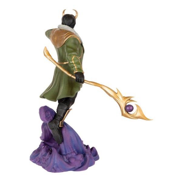 Marvel Contest Of Champions Video Game PVC Statue 1/10 Loki 20 cm Pop Culture Shock UK marvel figurines UK loki figurine UK Animetal