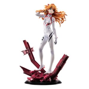 Evangelion 4.0 Final PVC Statue 1/7 Asuka Shikinami Langley Last Mission 27 cm Revolve UK evangelion asuka figure revolve UK Animetal
