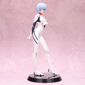 Evangelion PVC Statue Ayanami Rei Plugsuit Ver. SEGA UK Neon Genesis Evangelion Rei Ayanami statue UK evangelion rei ayanami sega figure UK Animetal