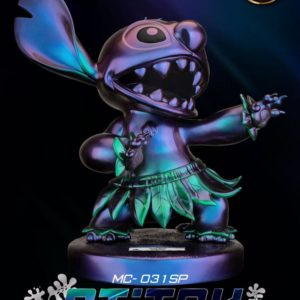 Disney Master Craft Statue Hula Stitch Special Edition 38 cm Beast Kingdom Toys UK disney figures UK Lilo and Stitch statue UK Animetal