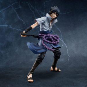 Naruto Shippuden G.E.M. Series PVC Statue 1/8 Sasuke Uchiha 24 cm Megahouse UK naruto figures UK naruto sasuke figure megahouse UK Animetal