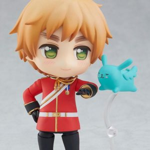 Hetalia World Stars Nendoroid Action Figure UK 10 cm Orange Rouge UK hetalia figures UK hetalia nendoroids UK hetalia UK nendoroid UK Animetal