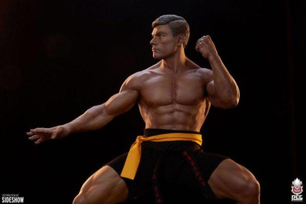 Jean-Claude Van Damme Statue 1/3 Jean-Claude Van Damme: Shotokan Tribute 57 cm Pop Culture Shock UK jean claude van damme 1/3 scale statue UK Animetal