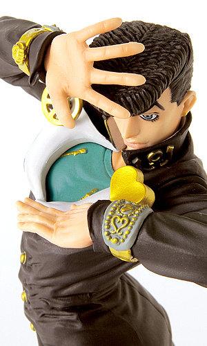 JOJO'S BIZARRE ADVENTURE Statue Josuke Higashikata DX Vol. 5 Banpresto UK jojo josuke banpresto dx vol. 5 figure UK jojo josuke figure UK Animetal