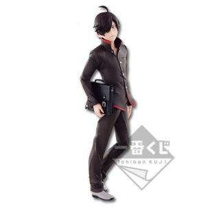 Monogatari Series - Kizumonogatari Figure Araragi Koyomi Ichiban KujiPrize A UK Monogatari Figures UK kizumonogatari banpresto Ichiban Kuji Prize A figure UK Animetal
