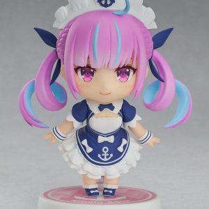 Hololive Production Nendoroid Action Figure Minato Aqua Good Smile Company UK Hololive Production aqua minato nendoroid UK Animetal