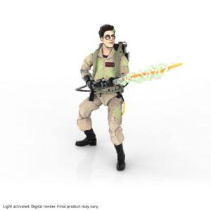 Ghostbusters Plasma Series Action Figure 2021 Glow-in-the-Dark Egon Spengler 15 cm Hasbro UK Ghostbusters Egon Spengler action figure hasbro UK Animetal