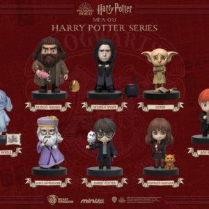 Harry Potter Mini Egg Attack Figure 8 cm Assortment (8) Beast Kingdom Toys UK harry potter figure set UK harry potter mini figures UK Animetal