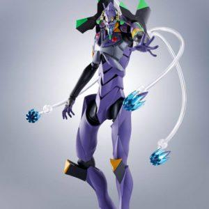 Evangelion: 3.0+1.0 Thrice Upon a Time Robot Spirits Action Figure (Side EVA) Evangelion 13 18 cm Bandai Tamashii Nations UK Animetal