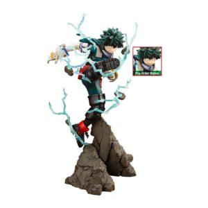 My Hero Academia ARTFXJ Statue 1/8 Izuku Midoriya Ver. 2 Bonus Edition Kotobukiya UK my hero academia izuku midoriya statue kotobukiya UK Animetal