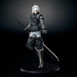 NieR Replicant ver.1.22474487139... PVC Statue Adult Protagonist Square Enix UK nier replicant figures UK nier adult protagonist figure square enix UK Animetal