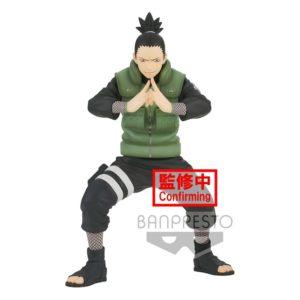 Naruto Shippuden Vibration Stars PVC Statue Nara Shikamaru Banpresto UK naruto shippuden nara vibration stars figure banpresto UK naruto nara vibration sta rs figure UK Animetal