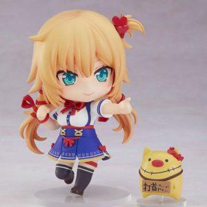 Hololive Production Nendoroid Action Figure Akai Haato Good Smile Company UK Hololive Production Haato Akain Nendoroid UK Animetal