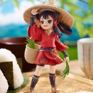 Sakuna: Of Rice and Ruin Pop Up Parade PVC Statue Princess Sakuna Good Smile Company UK sakuna princess sakuna pop up parade figure UK Animetal