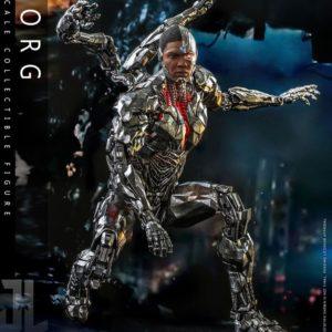Zack Snyder`s Justice League Action Figure 1/6 Cyborg Hot Toys UK justice league cyborg action figure hot toys UK dc comics cyborg action figure UK Animetal