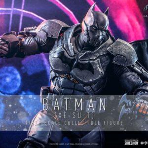 Batman: Arkham Origins Action Figure 1/6 Batman (XE Suit) Hot Toys UK batman action figure hot toys UK dc comics batman action figures UK Animetal