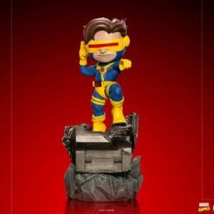 Marvel Comics Mini Co. Deluxe PVC Figure Cyclops (X-Men) Iron Studios UK marvel mini co cyclops statue iron studios UK marvel mini co cyclops figure UK Animetal
