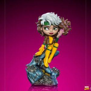 Marvel Comics Mini Co. Deluxe PVC Figure Rogue (X-Men) Iron Studios UK marvel mini co rogue statue iron studios UK marvel rogue mini co figure UK Animetal