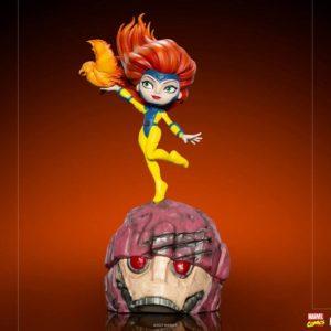 Marvel Comics Mini Co. Deluxe PVC Figure Jean Grey (X-Men) Iron Studios UK marvel mini co jean grey statue iron studios UK marvel mini co jean grey figure UK Animetal
