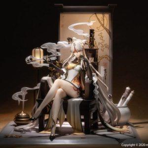Genshin Impact PVC Statue 1/7 Ningguang MiHoYo UK genshin impact Ningguang figure UK genshin impact Ningguang statue mihoyo UK Animetal