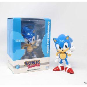 Sonic the Hedgehog Mini Icons Statue 1/6 Sonic Classic Edition Neamedia Icons UK Sonic the Hedgehog figures UK Sonic the Hedgehog mini icons figure UK Animetal