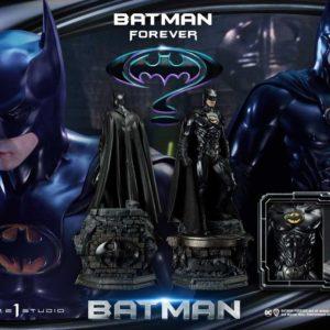 Batman Forever Statue Batman Prime 1 Studio UK dc comics batman forever prime 1 studio UK batman statue prime 1 studio UK batman statues UK Animetal