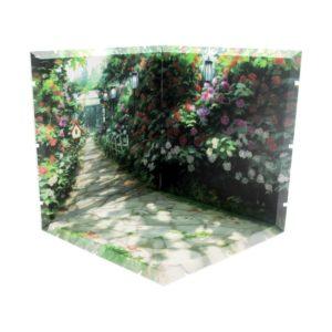 Dioramansion 150 Decorative Parts for Nendoroid and Figma Figures Rose Garden PLM UK nendoroid backgrounds UK nendoroid accessories UK Animetal